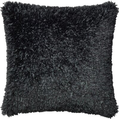 Haueiss Throw Pillow Color: Black