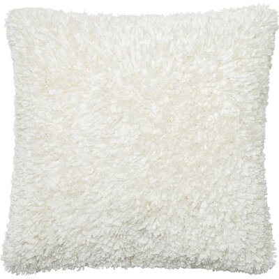 Throw Pillow Color: Bright/White