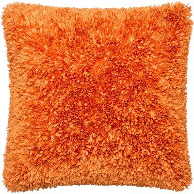 Throw Pillow Color: Orange