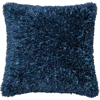 Haueiss Throw Pillow Color: Navy