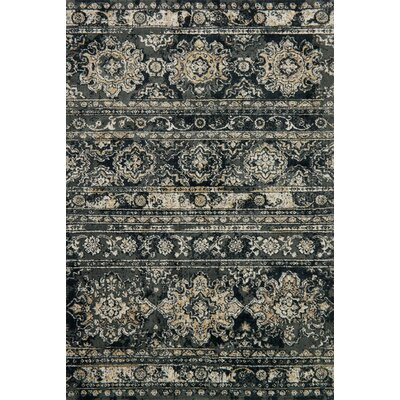Slate Area Rug Rug Size: Rectangle 39 x 59