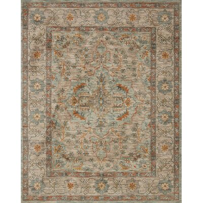 Durfee Brown Area Rug Rug Size: Rectangle 79 x 99