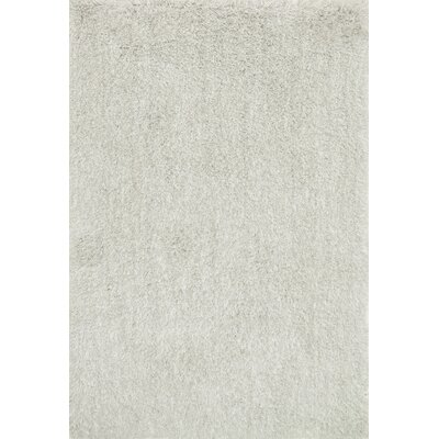 Clein Silver Area Rug Rug Size: Rectangle 5 x 76