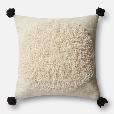 Wool/CottonThrow Pillow