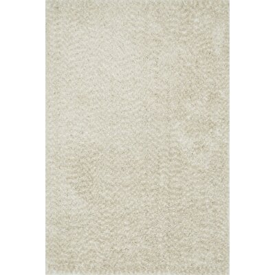 Hackel Hand-Tufted Beige Area Rug