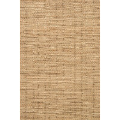 Beacon Hand-Woven Brown Area Rug Rug Size: Rectangle 93 x 13