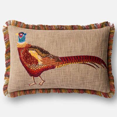Laudenslager Printed Cotton Pillow Cover