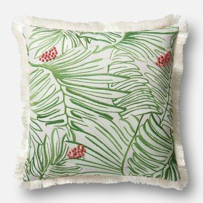 Belleville Cotton Pillow Cover