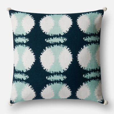 Whitewall Cotton Throw Pillow