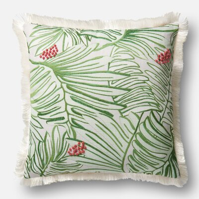Kozak Cotton Throw Pillow