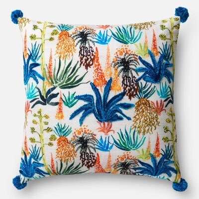 Koziol Cotton Throw Pillow