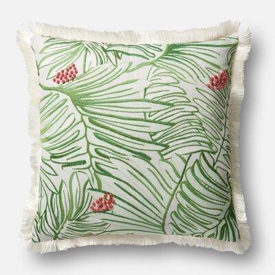 Brevard Cotton Throw Pillow