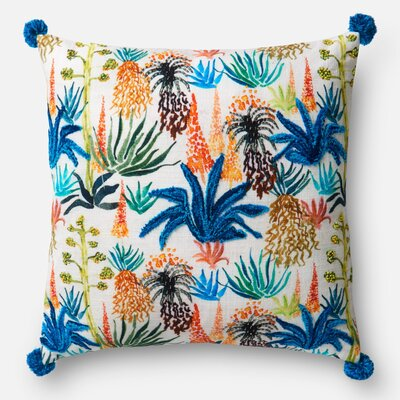 Severn Cotton Throw Pillow