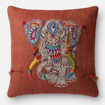 Key Largo Cotton Throw Pillow