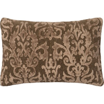 Northwest Hills Lumbar Pillow Color: Coffee