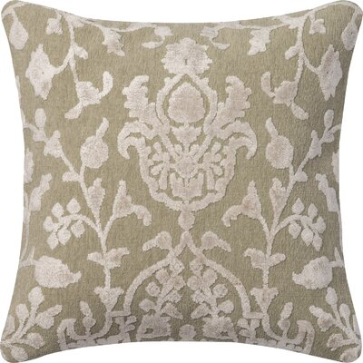 Lecuyer Throw Pillow Size: 18 H x 18 W x 6 D