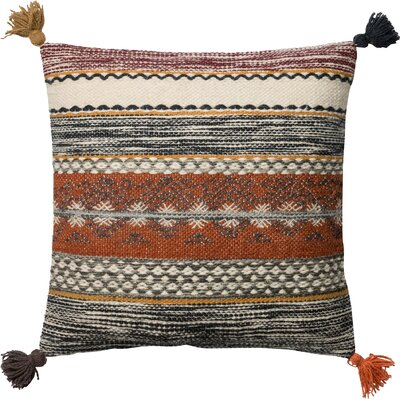Crown Mountain Throw Pillow
