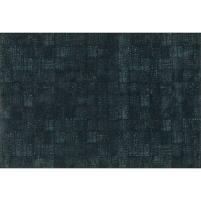 Vista Light Blue Area Rug Rug Size: Rectangle 23 x 39
