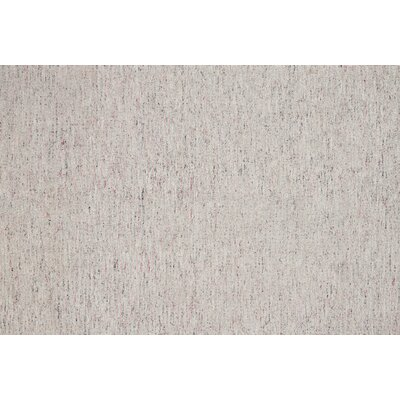 Stony Point Hooked Gray/Coral Area Rug Rug Size: 36 x 56