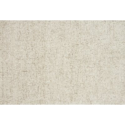 Stony Point Ivory/Natural Area Rug Rug Size: Rectangle 79 x 99