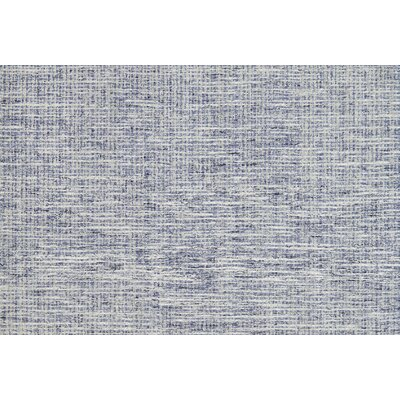 Stony Point Navy/Ivory Area Rug Rug Size: Rectangle 5 x 76