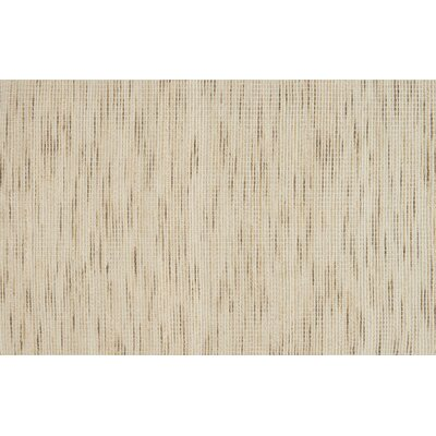Glover Hand-Woven Natural Area Rug Rug Size: 36 x 56