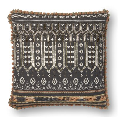Buena Cotton Throw Pillow