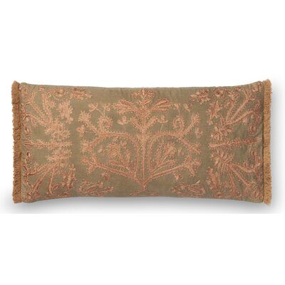 Hilda Cotton Lumbar Pillow Cover