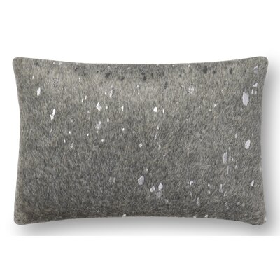 Heath Lumbar Pillow Color: Gray