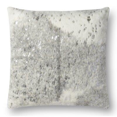 Stevenson Throw Pillow Color: Pearl
