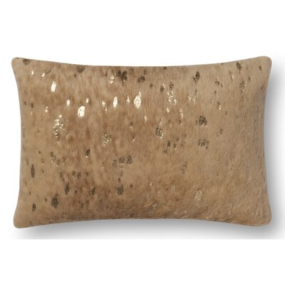 Heath Lumbar Pillow Color: Mahogany