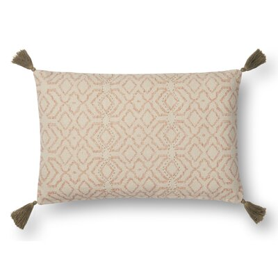 Mckenzie Lumbar Pillow Color: Orange