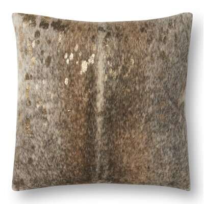 Stevenson Throw Pillow Color: Khaki