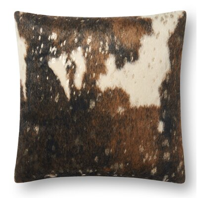 Humphrey Throw Pillow Cover Color: Sienna