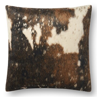 Knapp Throw Pillow Color: Sienna