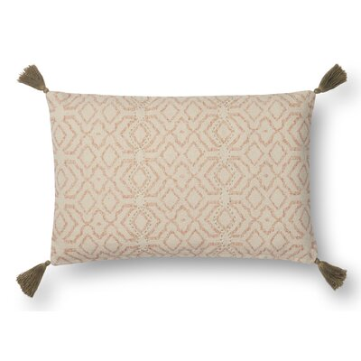 Greene Lumber Pillow Color: Orange