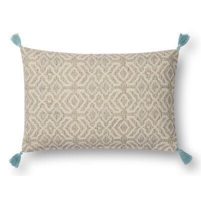 Fernandez Lumbar Pillow Color: Beige
