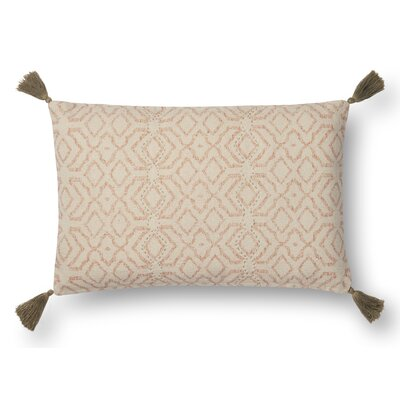 Melton Lumbar Pillow Cover Color: Orange