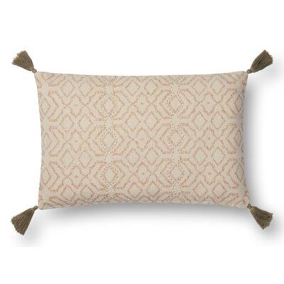 Melton Lumbar Pillow Cover Color: Orange