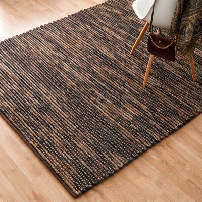 Hogan Hand-Tufted Coconut Area Rug Rug Size: Rectangle 36 x 56