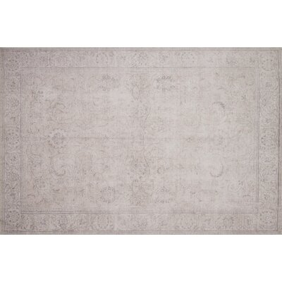 Rakesh Sand Area Rug� Rug Size: Rectangle 23 x 39