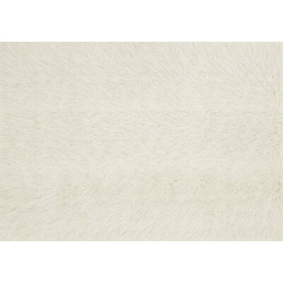 Parham Ivory/Beige Area Rug� Rug Size: Rectangle 5 x 76