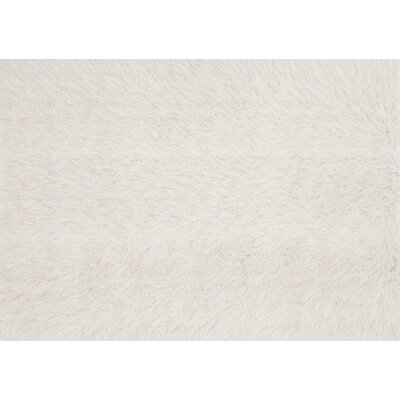 Parham Ivory/Lilac Area Rug� Rug Size: Rectangle 2 x 3
