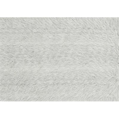 Parham Ivory/Silver Area Rug� Rug Size: Rectangle 5 x 76