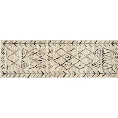 Aparicio Heather Area Rug Rug Size: Rectangle 25 x 77