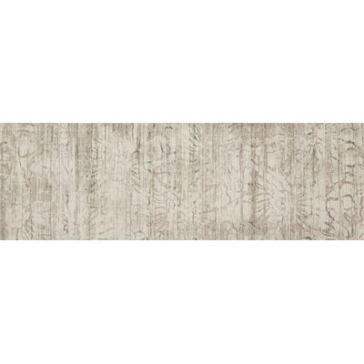 Kingston Cream Area Rug Rug Size: Runner 27 x 8