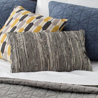 Lumbar Pillow Color: Black