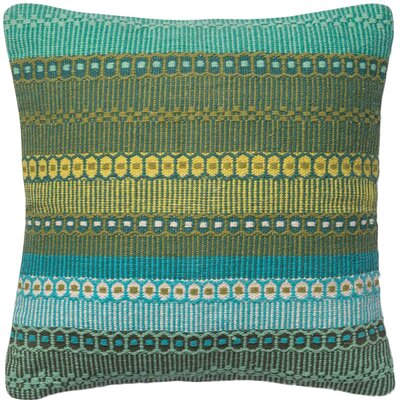 Worton Pillow Cover Size: 18 H x 18 W x 0.25 D, Color: Dhaba