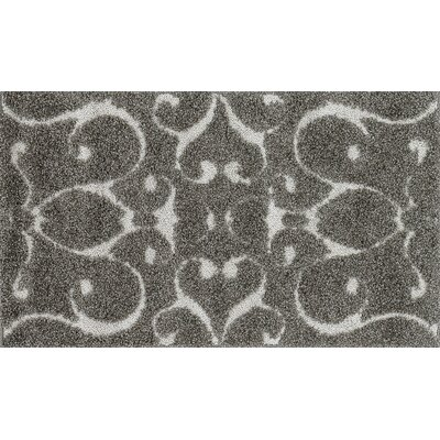 Finale Gray Area Rug Rug Size: Rectangle 23 x 39