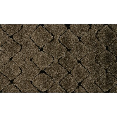 Enchant Brown/Black Area Rug Rug Size: Rectangle 23 x 39